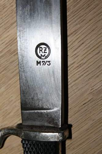 Need help to this HJ dagger