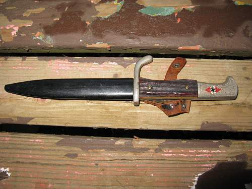 HJ Youth Knife CARL WUSTHOF REAL or FANTASY?
