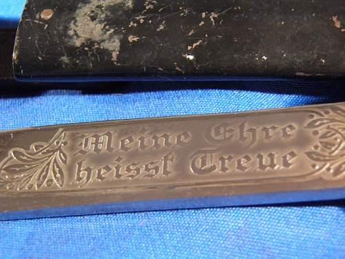 Click image for larger version.  Name:mini-HJ honor bayonets 011.JPG Views:22 Size:88.5 KB ID:767665