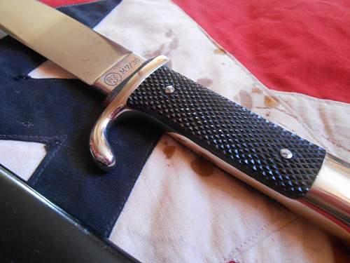 my best hj knifes