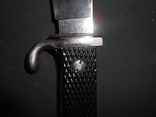 """EP&S """" Ernst Pack  HJ Knife"""