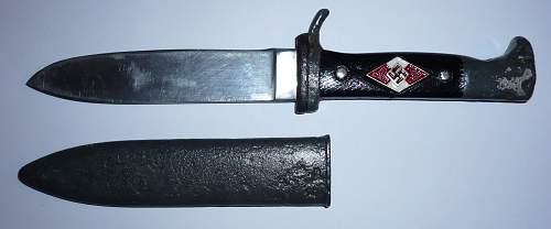 HJ-knife fake or original.