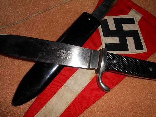 HJ Knife RZM M7/51 A.Wingen