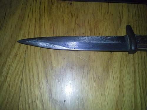 German Trench Knife / HJ Knife ?