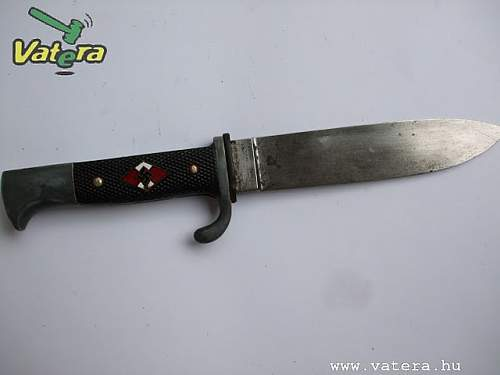 HJ dagger, original or fake?