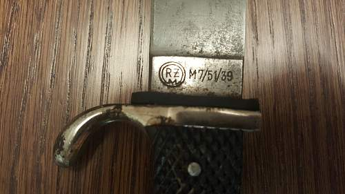 HJ Wingen knife M7/51/39
