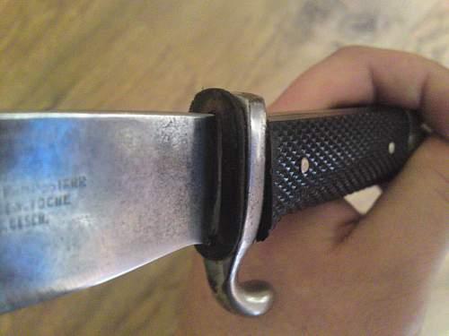 HJ knife opinions
