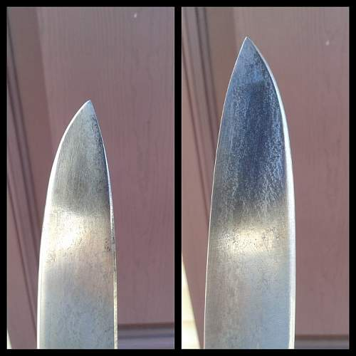 HJ Knife M7/13 Schuttlehofer??