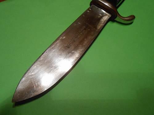 HJ Knife Zwillingswerk