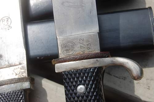 Hitler Jugend Knife
