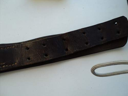 buckle with strap