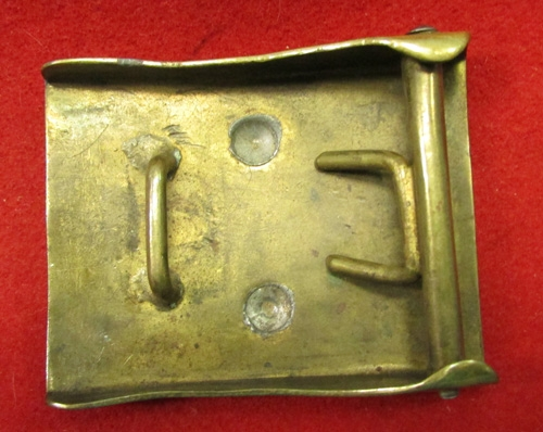 Are these real ww1 german buckles?