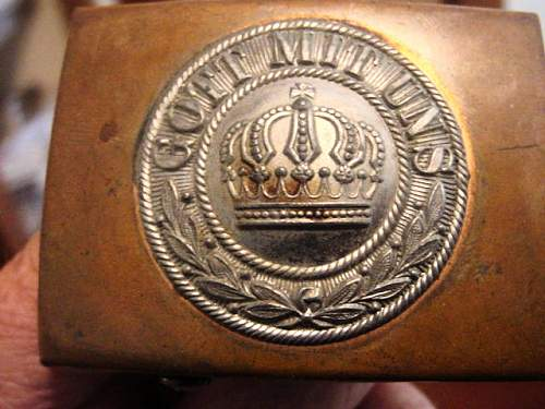Click image for larger version.  Name:WWI Buckle 3.jpg Views:60 Size:89.9 KB ID:139378