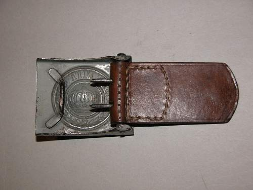 German Imperial buckle