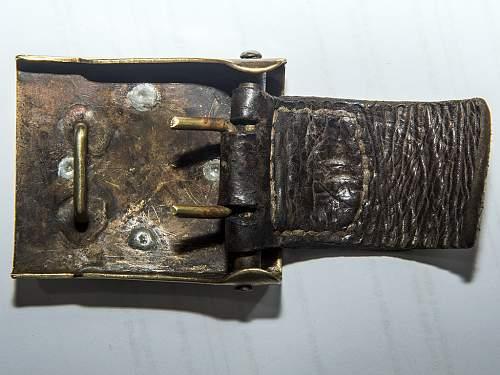 1847 pattern Prussian....