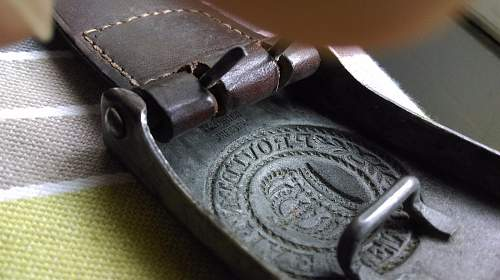 Click image for larger version.  Name:100th Regt M15 Buckle 5.jpg Views:55 Size:181.2 KB ID:905267