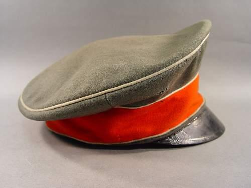 GdC-Regiment der Gardes du Corps Headgear
