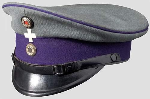 Chaplain Headgear