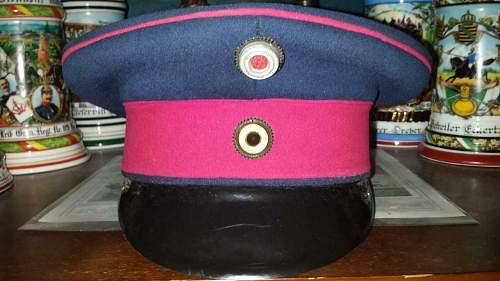 GS (General Staff) / Kriegsministerium Visors
