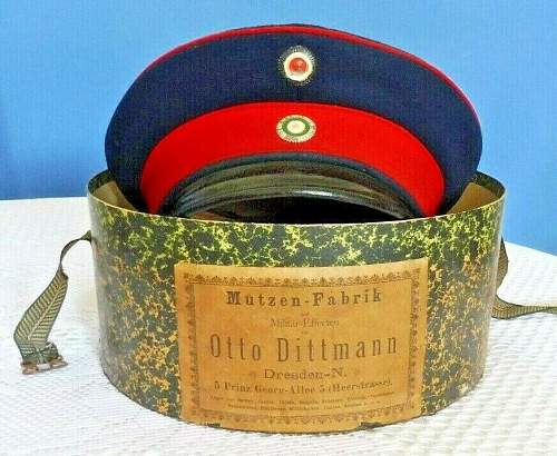 Hat Boxes to 1918