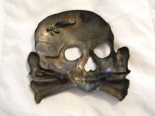 Prussian Hussars Skull