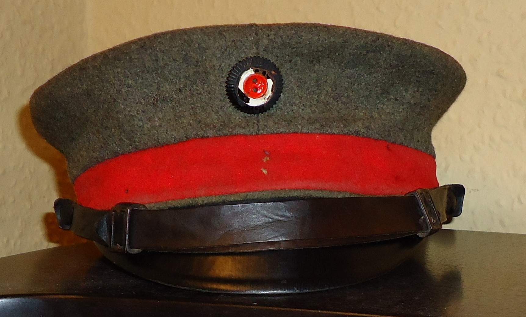 EM Krätzchen: WW1 German Field caps/Feldmutze - Page 2