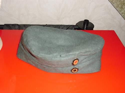 Click image for larger version.  Name:WWI German Doe Skin Kratzchen Cap 1916 Dated.5.jpg Views:664 Size:88.2 KB ID:337798