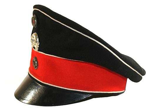 LHR-TK (Danziger) Leib-Husaren Headgear