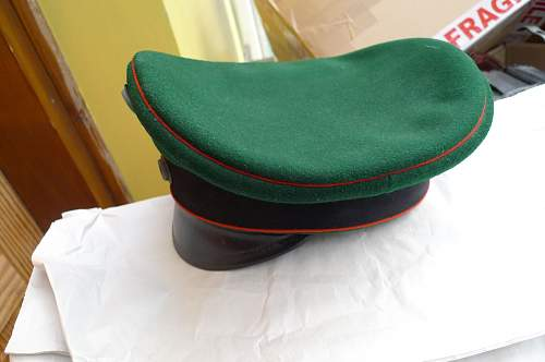 imperial officers cap