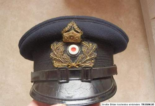 Questionable KlM (Marine) Visors