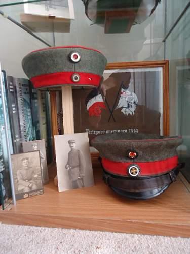 Imperial Visors Display