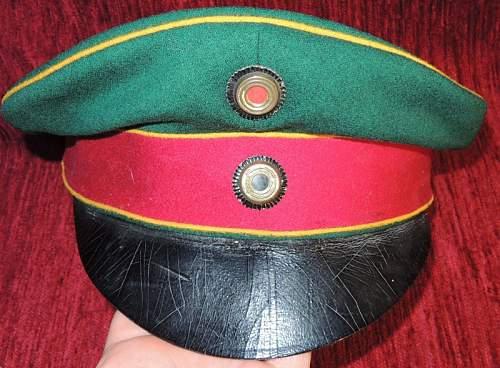 Husaren Soft Headgear (Dunkelblau)