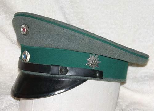 Jäger (Light Infantry) Battalions (Feldgrau u. Dunkelblau)