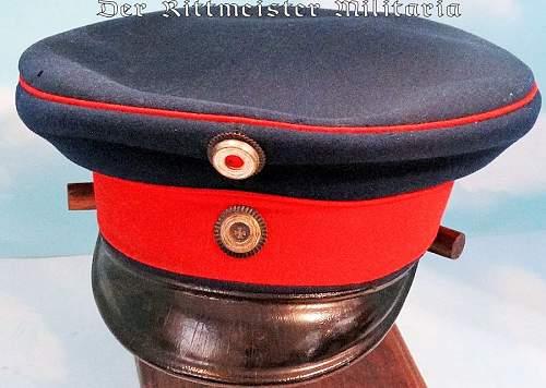 Prussian Cap