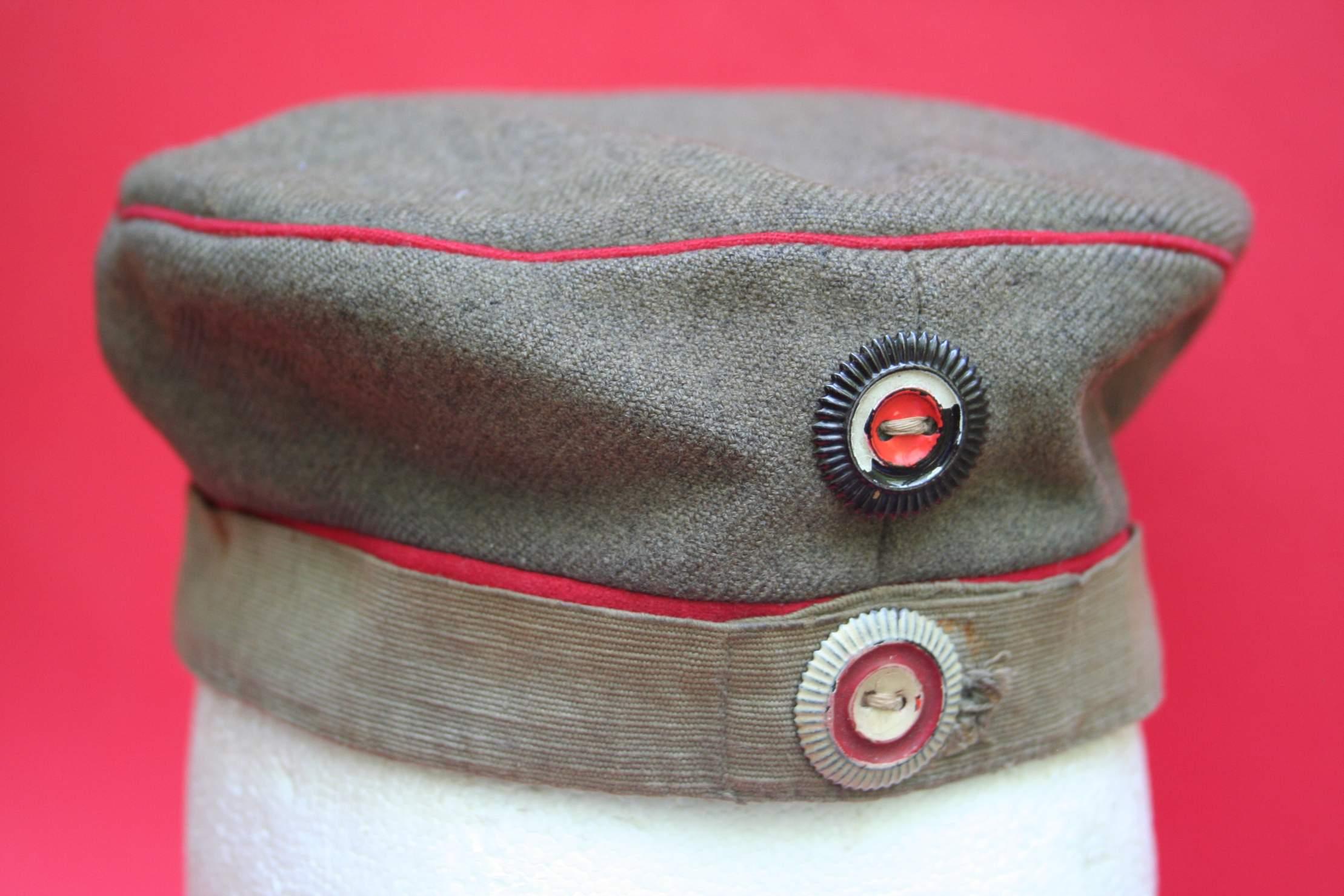 EM Krätzchen: WW1 German Field caps/Feldmutze - Page 7