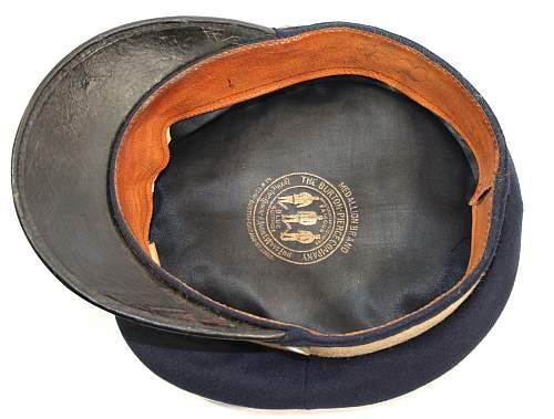 Pre-1914 Landwehrverein Visors