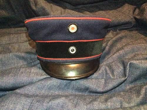 Pre WWII German cap