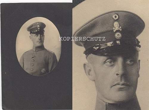 TK-IR92 Headgear in Period Photographs