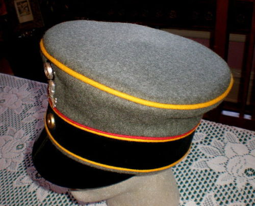 QUESTIONABLE Imperial Visor Hats