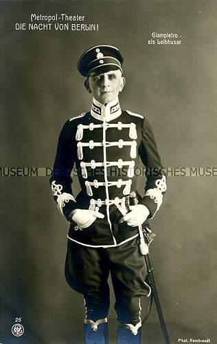 LHR Headgear in Period Photographs
