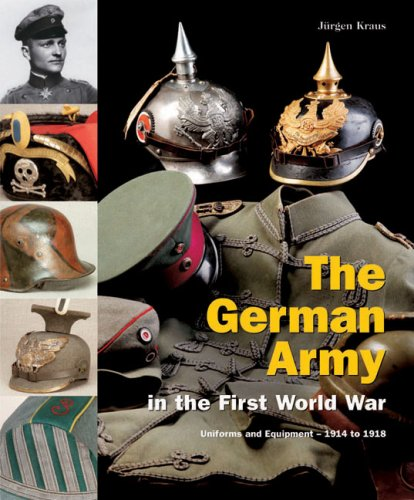 Resources on Imperial German Soft Headgear