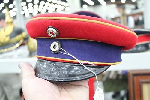 LGHR (Leib-Garde Husaren Rgt) Soft Headgear