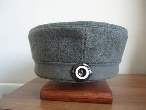 A Brief History of Other Ranks Field Caps