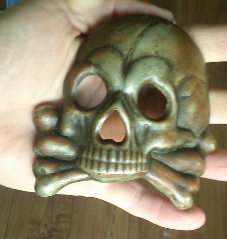 Husar skull