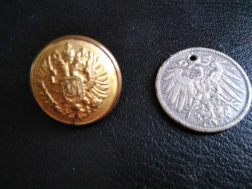 Can Anyone Identify these German and Austrian Buttons?