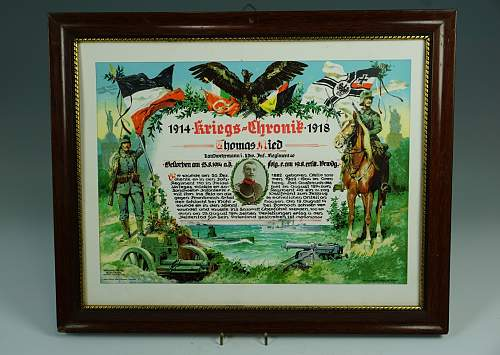 Show Us Your WWI German Imperial & Austro-Hungarian Posters!