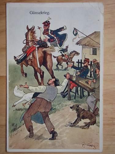 Austro Deutsch pix & postcards