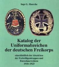 Werwolf Cuff Title - 1st Company, Selbstschutz-Bataillon Wolf, SSOS, 1921