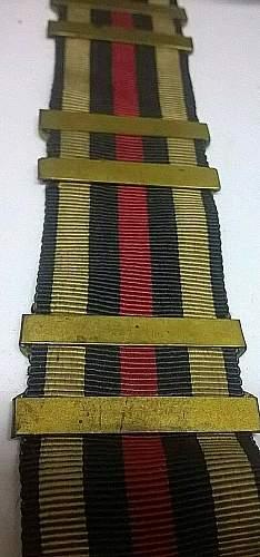 Flag ornaments