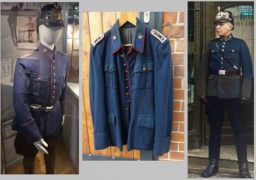 Weimar Polizei tunic ?
